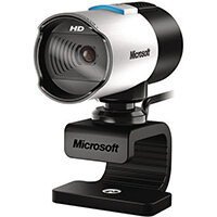 Microsoft LifeCam Studio 5WH-00002 - FullHD 1080p, TrueColor, 360-degree Rotation - Ideal for Office and Skype - AutoFocus, TrueColor, High Fidelity Microphone - USB