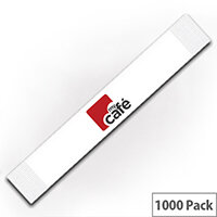 MyCafe Sugar Sticks White Pack of 1000 21SJ3146