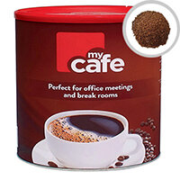 MyCafe Instant Coffee Granules 750g Resealable Tin Pack 1 MYC66526