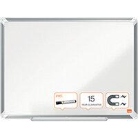 Nobo Premium Plus Magnetic Steel Whiteboard 900 x 600mm 1915155