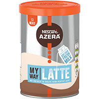 Nescafe Azera My Way Latte Instant Coffee 149.5g 12463563