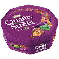 Nestle Quality Street Tub 650g 137817