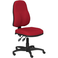 OA Series High Back High Back Operator Office Chair Bespoke Evert Fabric