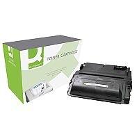 HP 38A Black Compatible Laser Toner Cartridge Q1338A Q-Connect