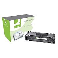 HP 12A Black Laser Toner Cartridge Q-Connect Compatible High Quality Value & Yield, Easy to Install & Use, Accurate & Detailed Printing