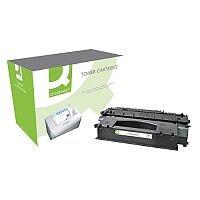 HP 53X Compatible Black High Capacity Laser Toner Cartridge Q7553X Q-Connect