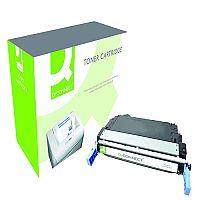 HP 643A Remanufactured Black Laserjet Toner Cartridge Q5950A Q-Connect