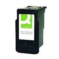 Q-Connect HP 62 Inkjet Cartridge Black C2P04AE