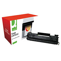 Compatible HP 36A Black Toner Cartridge CB436A