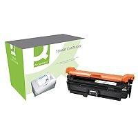 HP 504A Compatible Black Laser Toner Cartridge CE250A Q-Connect