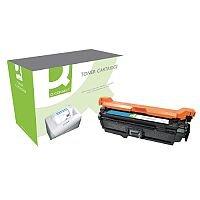 HP 504A Compatible Cyan Laser Toner Cartridge CE251A Q-Connect