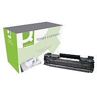 HP 85A Compatible Black Laser Toner Cartridge CE285A Q-Connect