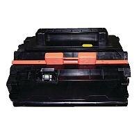 HP 90A Compatible Black Laser Toner Cartridge CE390A Q-Connect