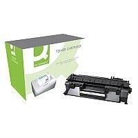 HP 05A Compatible Black Laser Toner CE505A Q-Connect
