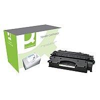 HP 05X Compatible Black Laser Toner Cartridge CE505X Q-Connect