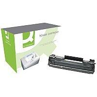 Q-Connect HP 83X HY Black Toner Cartridge CF283X
