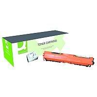 Q-Connect HP 130A Yellow Toner Cartridge CF352A-COMP