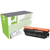 HP 508X Compatible Black Toner Cartridge Q-Connect CF360X