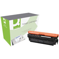 HP 508X Compatible Cyan Toner Cartridge Q-Connect CF361X