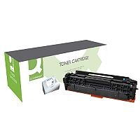 HP 312A Compatible Cyan Toner Cartridge CF381A Q-Connect
