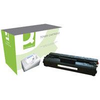 HP 410A Compatible Black Toner Cartridge Q-Connect CF410A