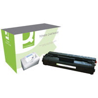 HP 410A Compatible Yellow Toner Cartridge Q-Connect CF412A