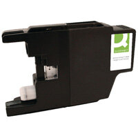 Brother LC127XL Compatible Black Ink Cartridge LC127XLBK Q-Connect