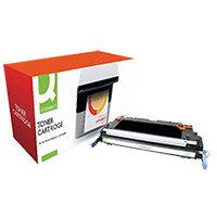 Compatible HP 501A Black Toner Cartridge Q6470A