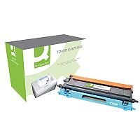 Brother TN-135C Compatible Cyan High Yield Toner Cartridge Q-Connect TN135C