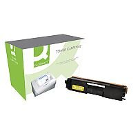Q-Connect Brother Yellow Toner Cartridge TN321Y