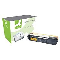 Brother TN-325Y Compatible Yellow High Capacity Toner Cartridge TN325Y Q-Connect