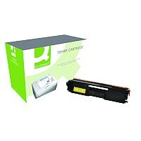 Q-Connect Brother Toner Cartridge HY TN326Y Yellow TN326Y-COMP