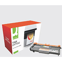Q-Connect Brother TN3480 Toner Cartridge Black TN-3480-COMP