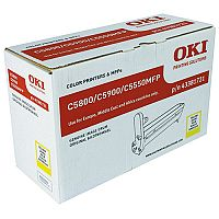OKI 43381721 Yellow Image Drum Unit