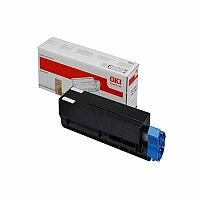Oki 44574802 Black High Capacity Toner Cartridge