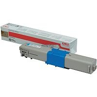 OKI 44973535 Cyan Toner Cartridge