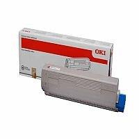 OKI 44844614 Magenta Toner Cartridge C822