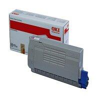 OKI 45396302 Magenta Standard Capacity Toner Cartridge