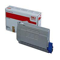 OKI 45396304 Black Standard Capacity Toner Cartridge