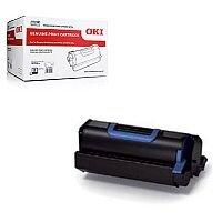 OKI 45488802 Black Toner Cartridge Yield: 18,000 Pages