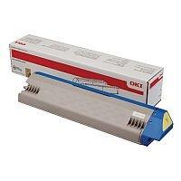 OKI 45536413 Yellow Standard Capacity Toner Cartridge