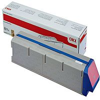 OKI 45536506 Magenta High Capacity Toner Cartridge