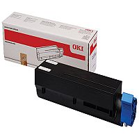OKI Extra High Cap Toner Black 45807111