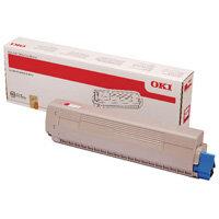 Oki MC873 Magenta Toner 10000 Page 45862815