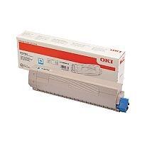 OKI 46443103 Cyan High Capacity Toner Cartridge