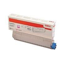 OKI 46471102 Magenta Standard Capacity Toner Cartridge
