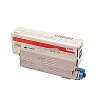 OKI 46490608 Black High Capacity Toner Cartridge