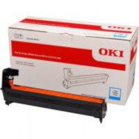 Oki C824/834/844 EP Laser Drum Cyan 46857507
