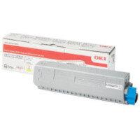 Oki C834/844 HY Laser Cartridge Yellow 46861305