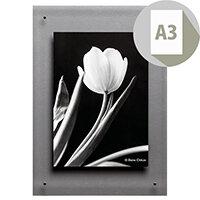 Photo Album Company Acrylic Wall Frame A3 Clear ADPA3